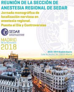 Arydol SEDAR 2018 Madrid