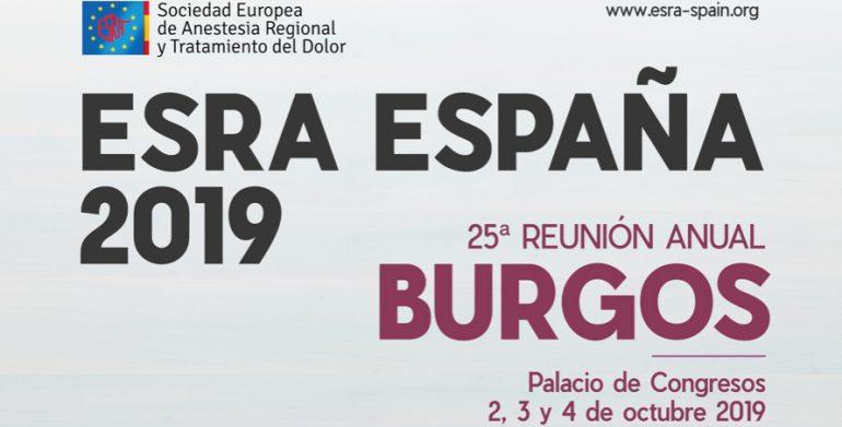 25ª REUNIÓN ANUAL ESRA-ESPAÑA