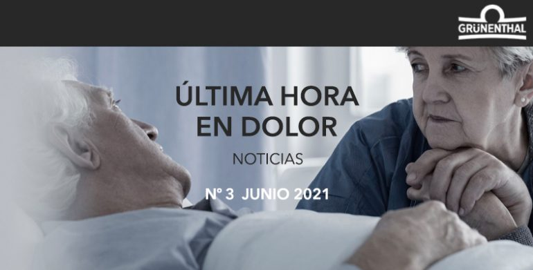 ÚLTIMA HORA EN DOLOR – Nº3  junio 2021